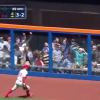 Mets Fan Fails Horribly In Tossing Beer On Phillies Player, Is Still A Piece Of Shit