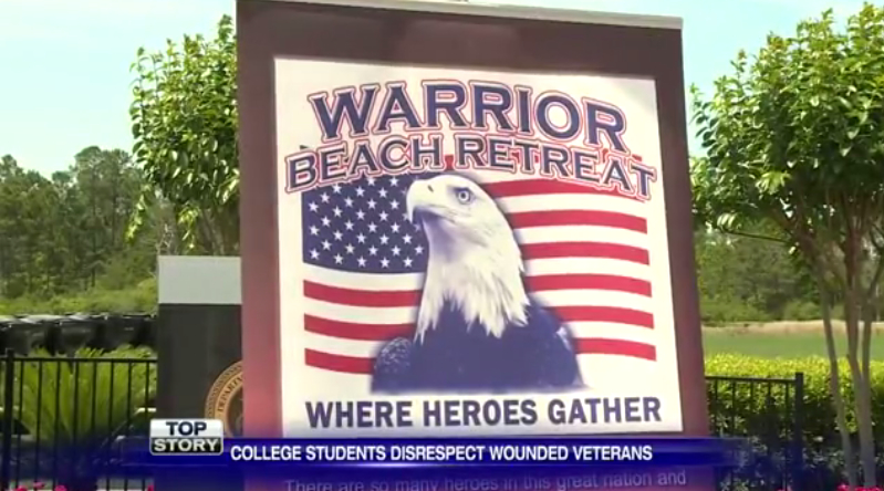 UF ZBT Alum Pens Amazing Response To The Allegations Of ZBT Disrespecting Wounded Vets