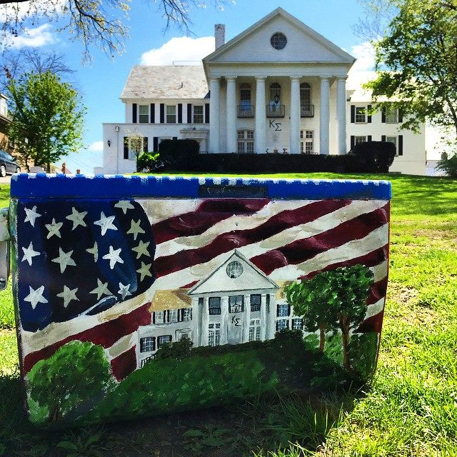 Slam painting your house on your formal cooler. TFM.