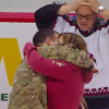Soldier's Parents Get Awesome Surprise When They Go To Drop The Puck At Coyotes Game