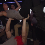 Get An Inside Look At How Hard Gronk Rages In His Party Bus
