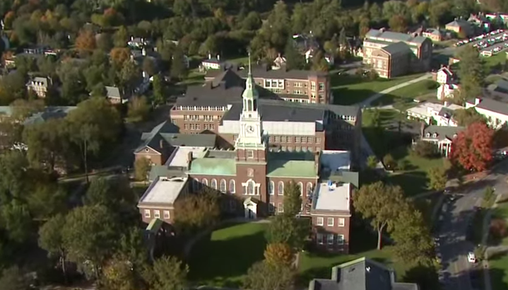 Dartmouth's Alpha Delta Under Fire For Branding Pledges
