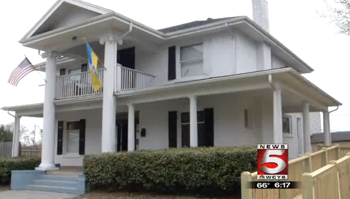 Feel-Good Story Of The Week- ETSU Sigma Chi Builds Wheelchair Ramp For Handicapped Brother