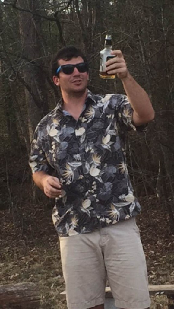 Hawaiian shirts and whiskey. TFM.