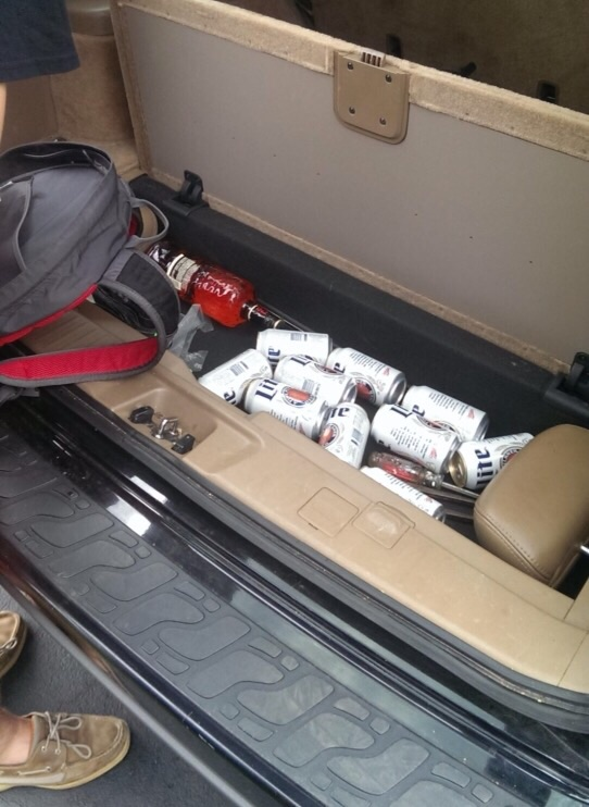 Having the necessary car repair tools. TFM.