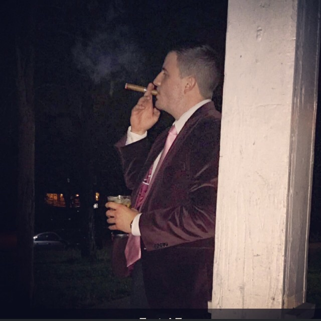 The post-formal cigar. TFM.
