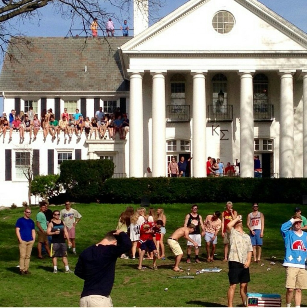 Friday afternoons. TFM.