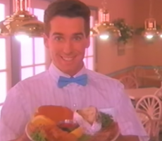 This 1991 Sizzler Commercial Is About As Goddamn American As It Gets
