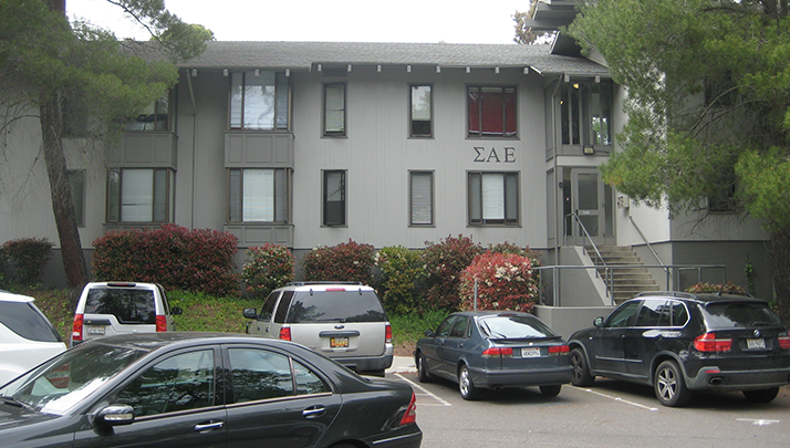 Vandals Spray Paint Swastikas On Stanford SAE's House