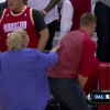 J.J. Watt Still Winning At Life, Twerks With Lady Fan At Rockets Game