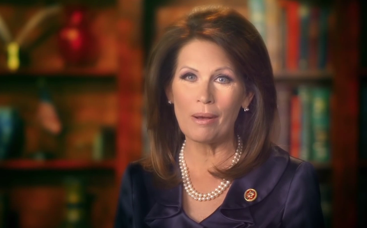 Michelle Bachmann Thinks The Rapture Is Coming And We Are All Fucked