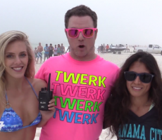 Guy Pranks Dudes At PCB That They Met On Grindr