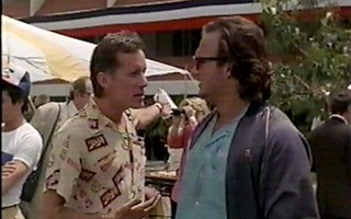 """James Woods shirt in """"Salvador"""" from 1986. TFTC."""