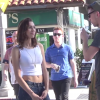Super Hot Babe Asks A Bunch Of Strangers If They Want To Bang