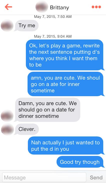 Tinder Lines 4