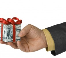 Genius Investment Bankers Are Giving Wives Year End Performance Bonuses
