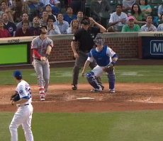 Bryce Harper Pissed That He Hits A Pop-Up And Throws Bat, Turns Out To Be A Homer