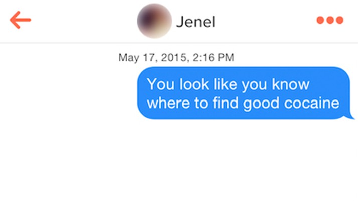 Ridiculous Tinder Pickup Lines, Part 44