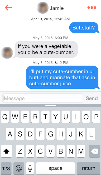 Tinder Lines 7