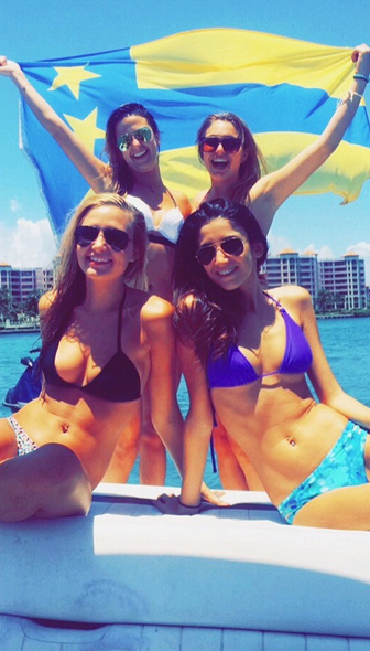 Boats and Tauhoes. TFM.
