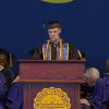 SAE And Marine Gives Awesome Student Commencement Speech On Millennials At Suffolk University
