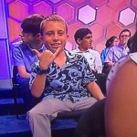 This kid in the Scripps National Spelling Bee. TFM.