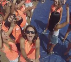 ASU Lambda Chi Alpha Had A Bunch Of Hot Girls Smash Watermelons At Watermelon Bust
