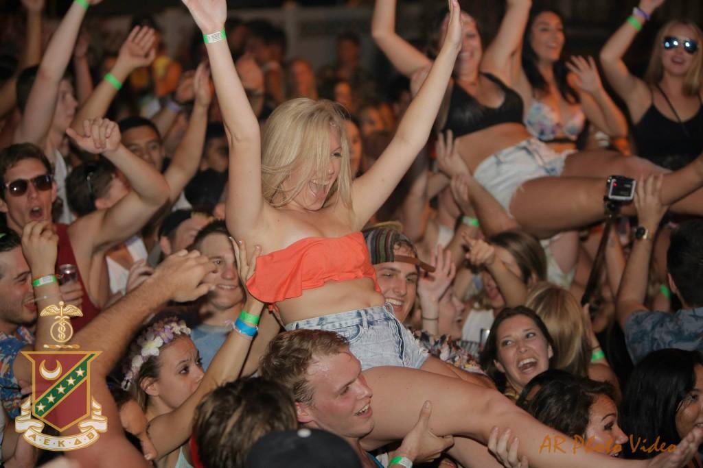 Kappa Sigma's Key West Fest. TFM.