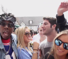 """Penn State Pi Kapp Shoots Rap Video At """"We Just Got Shut Down"""" Party, Takes Shots At Rival Fraternity"""