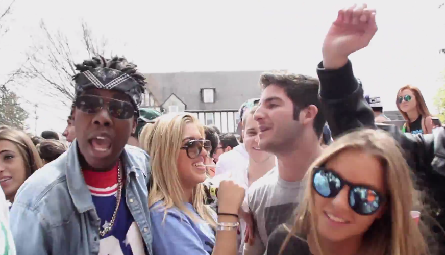 "Penn State Pi Kapp Shoots Rap Video At ""We Just Got Shut Down"" Party, Takes Shots At Rival Fraternity"