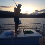 Houseboat golf. TFM.