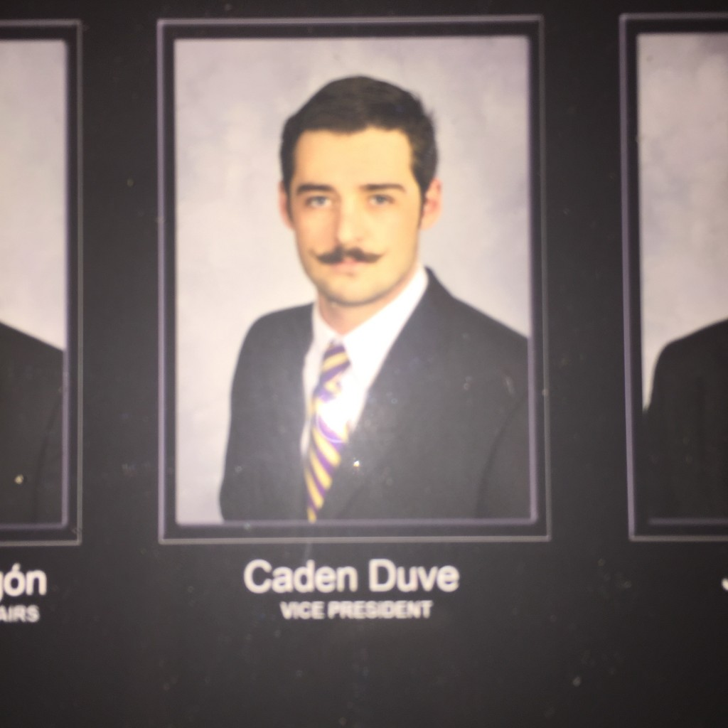 A great mustache brings great power. TFM.