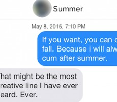 Ridiculous Tinder Pickup Lines, Part 43