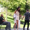Hot Girl Pranks Guys Into Thinking She Has A Giant Ball Sack