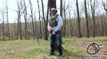 CEO Lets Someone Fire An Assault Rifle At His Dick To Prove His Cup Is Bulletproof