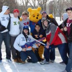 Raging with Pooh Bear. TFM.