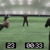 White CFL Receiver Shatters Odell Beckham's Record For One-Handed Catches In A Minute