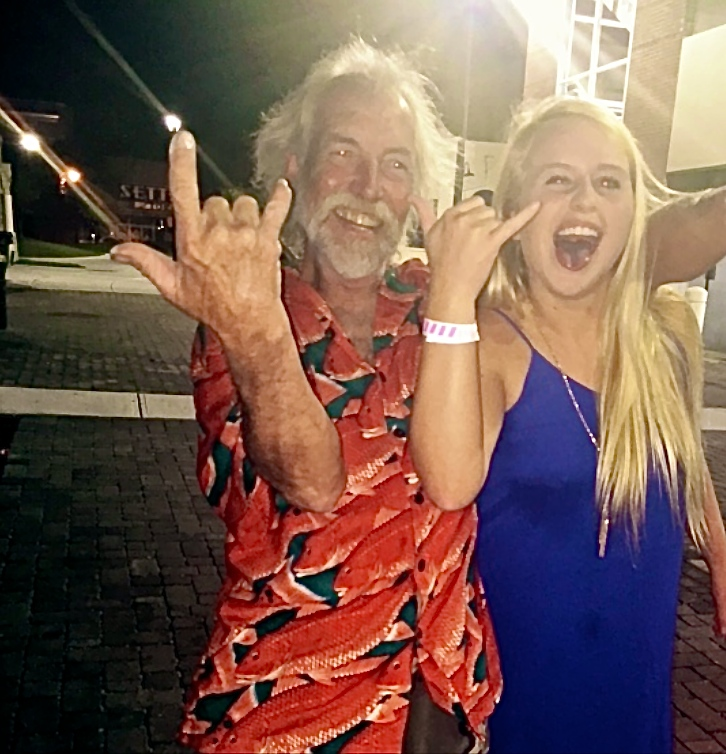 Not letting the fact that you're 70 years old slow you down. TFM.