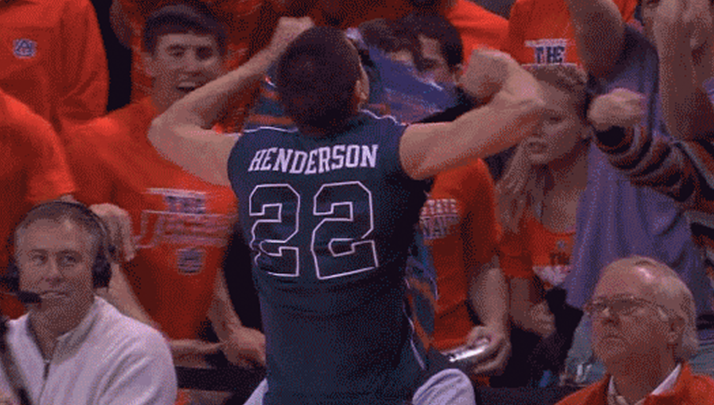 Marshall Henderson Is Going To Be Pouring Drinks Down Ole Miss Students Throats As A Guest Bartender