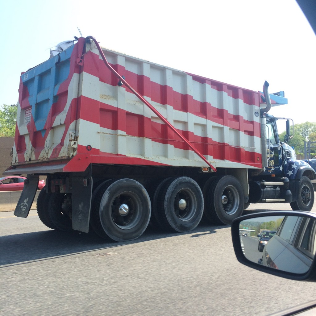 American truckers. TFM.