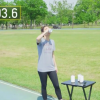Absolute Babe Katie Nolan Attempts To Break Beer Mile Run Record In Tight Yoga Pants