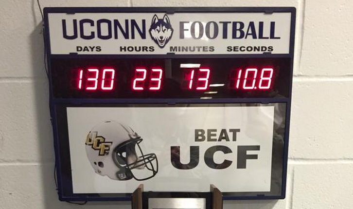 uconn conflict civil football rivalry ucf forgets creates inform alabama rivalries michigan ohio state epitome everything college lsu auburn athletics
