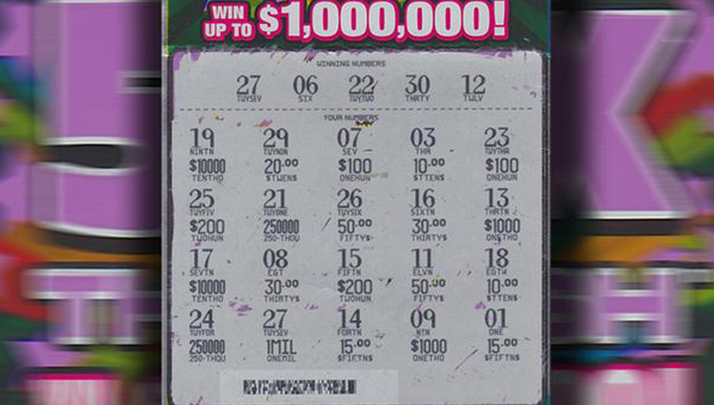 Man Buys Lottery Ticket Despite Girlfriend Telling Him Not To, Wins $1 Million