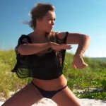 Ronda Rousey's SI Swimsuit Outtakes Are Oddly Arousing