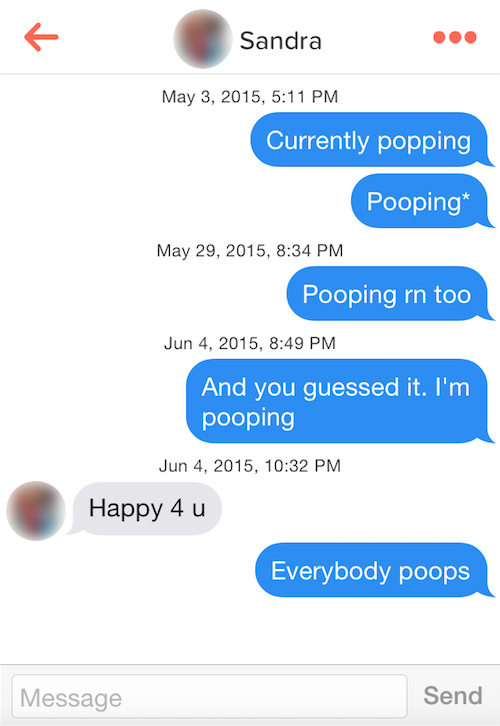Pick up lines to use on tinder