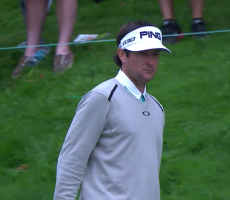 You Gotta Love This Fan Giving Bubba Watson Advice On Which To Shot To Hit