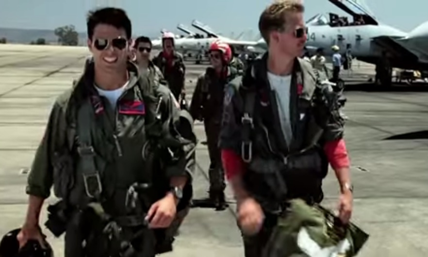 Total Frat Move Top Gun 2 And Crazy Tom Cruise