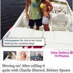 Your pledge brother having relationship rumors with Britney Spears. TFM.