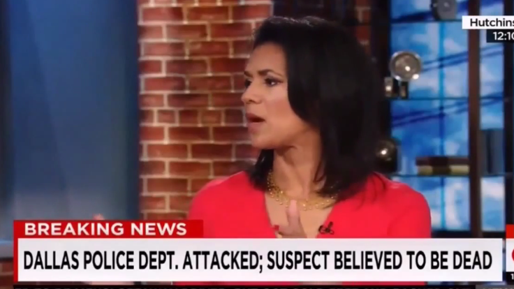 "CNN Anchor Says Dallas Shooter Who Tried To Gun Down Cops Is ""Brave And Courageous"""
