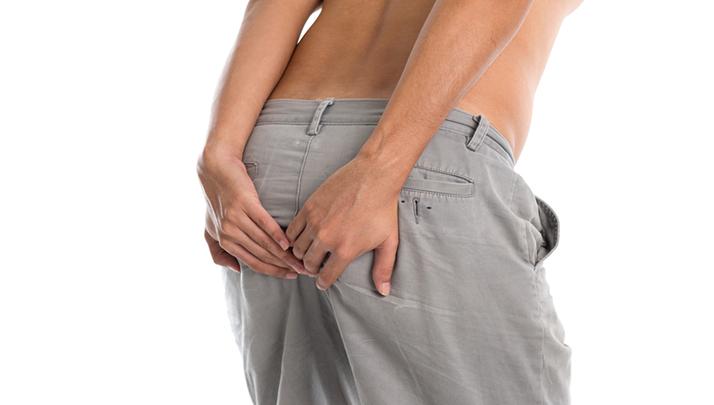 Why pants poop fetish